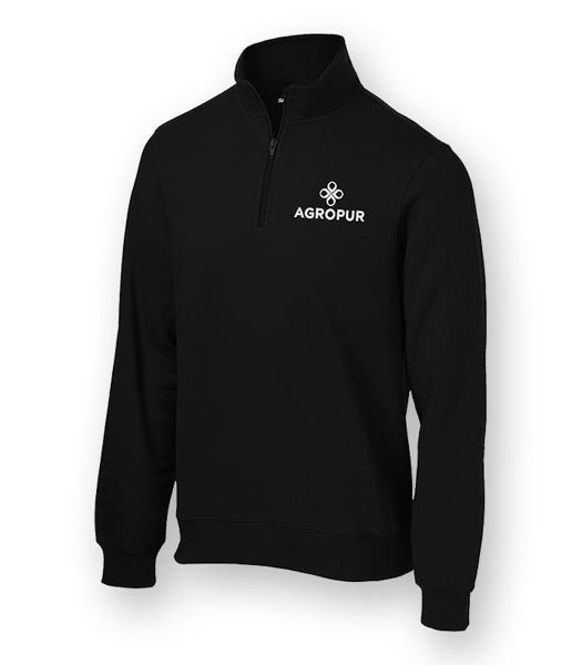 Picture of ST253 - 1/4 Zip Sweatshirt