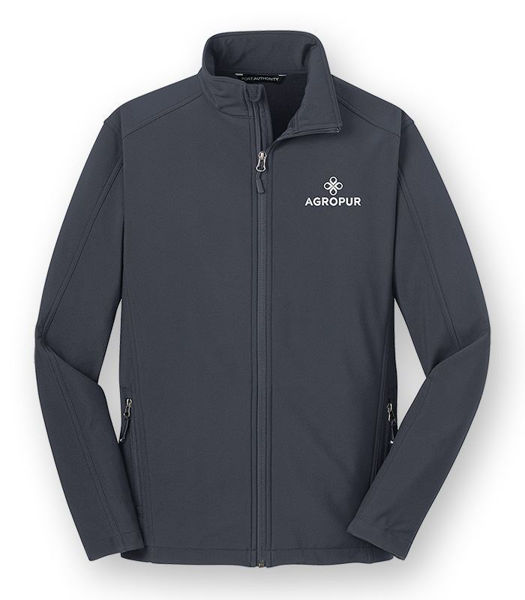 Picture of TLJ317 - Port Authority Tall Core Soft Shell Jacket